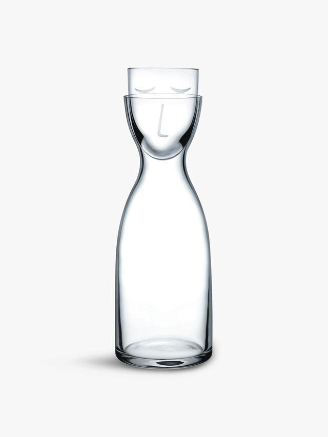 Mr & Mrs Night Water Set Tall