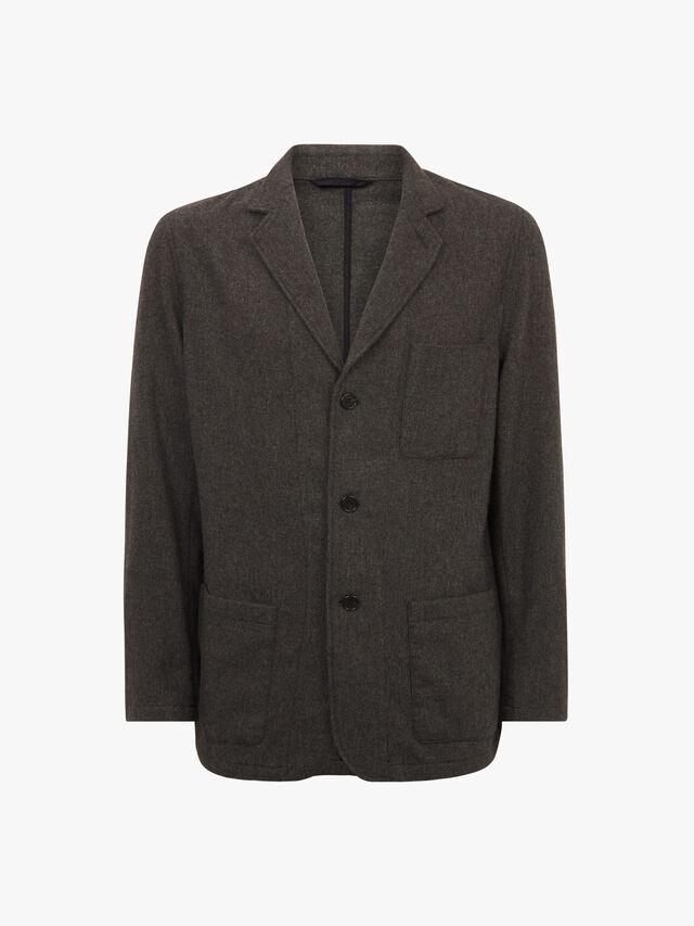 Washable Wool Blazer