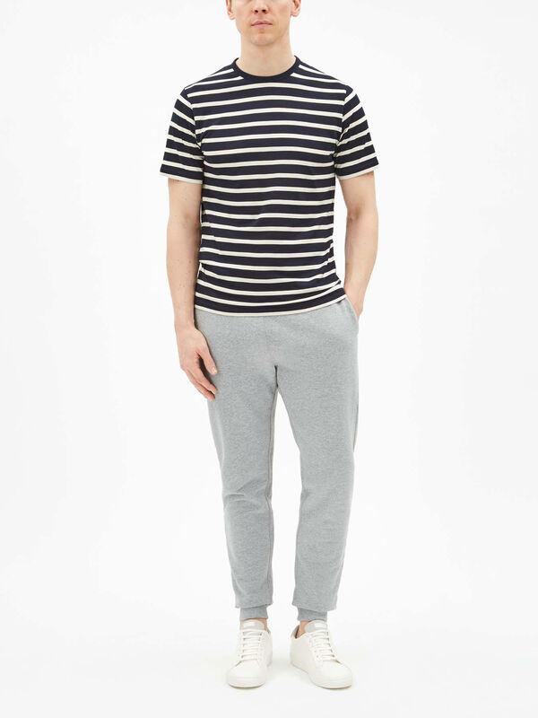 Classic Breton Stripe T-Shirt