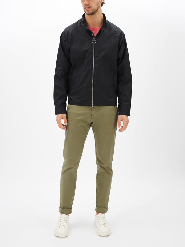 Ender Waxed Cotton Jacket