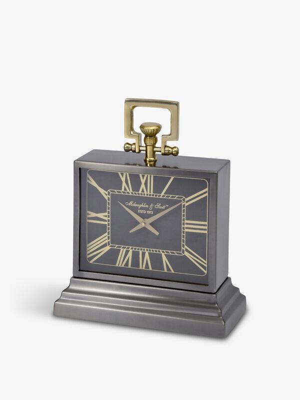 Latham Small Rectangular Clock