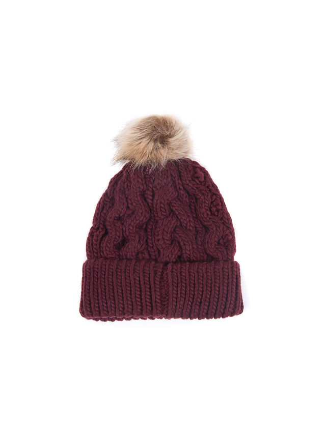 Penshaw Cable Beanie