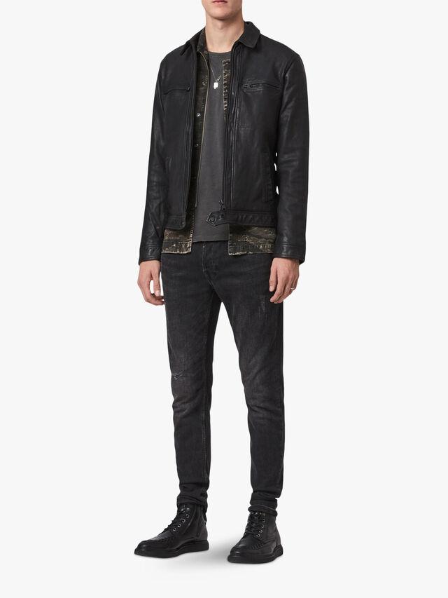 Lark Leather Jacket