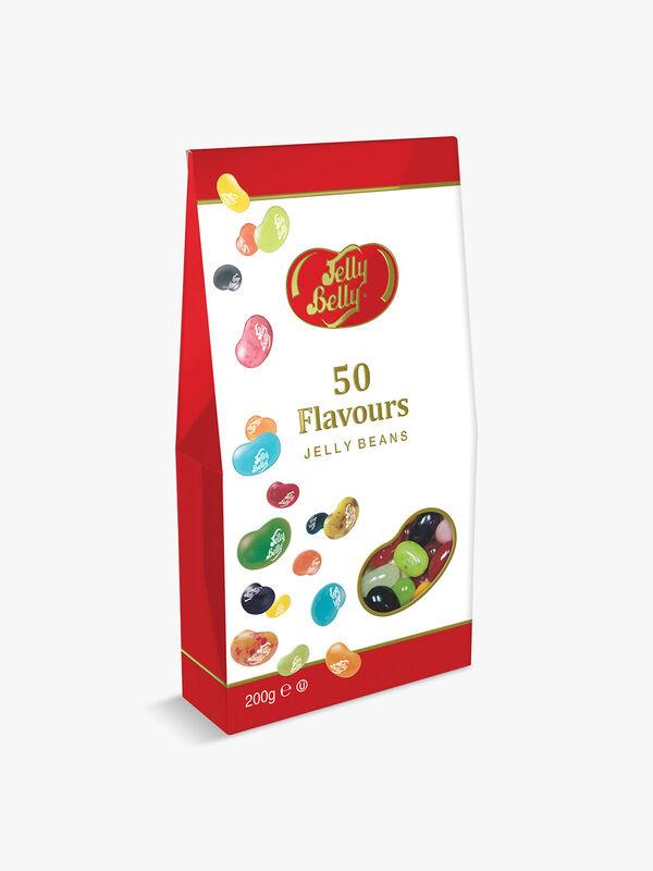 50 Flavour Gable Box 200g