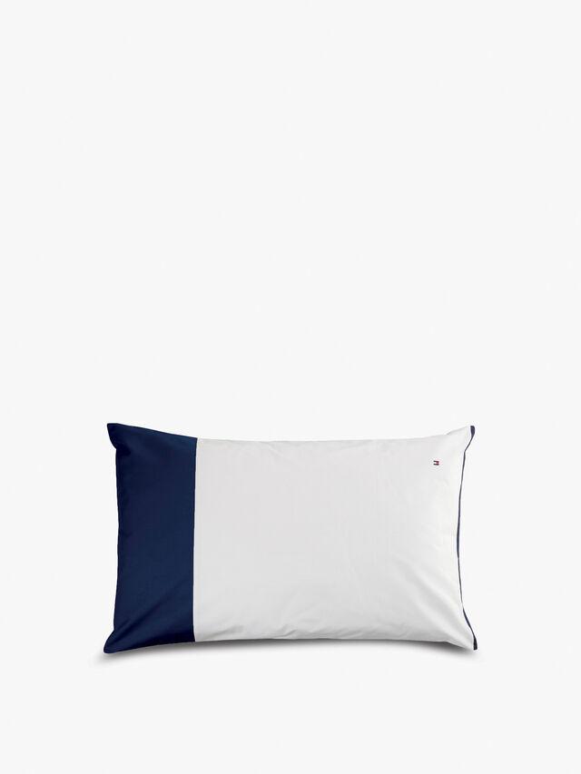 Tailor Standard Pillowcase Navy