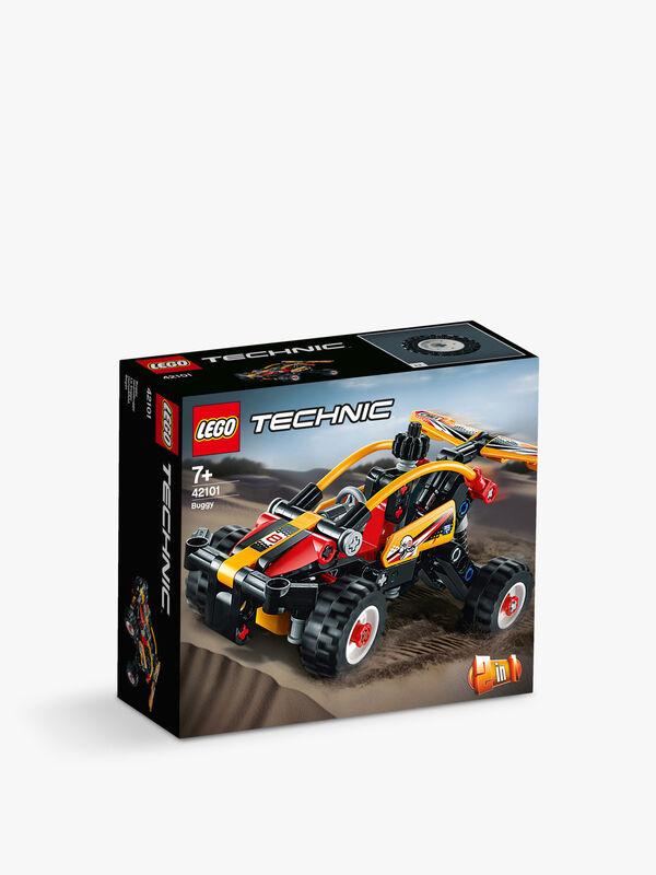 Technic Buggy Construction Set