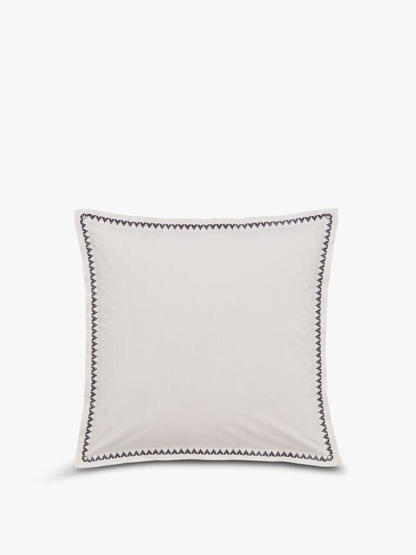Dhaka Square Oxford Pillowcase Pair