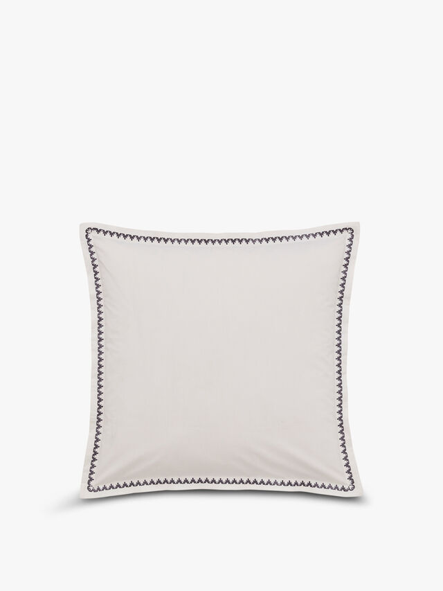 Dhaka Square Oxford Pillowcase Pair