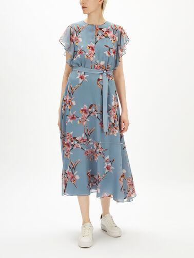 Offerta-Frill-Sleeve-Dress-0001144107