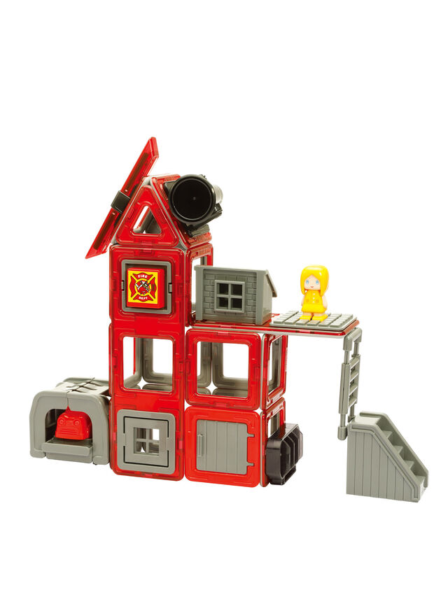 Amazing Firefighters Rescue Set