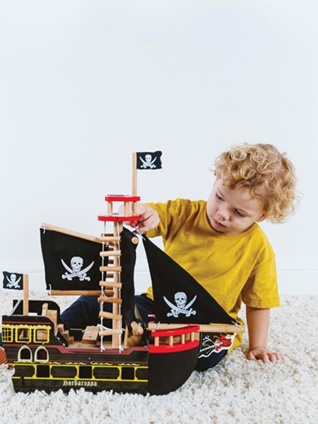 Barbarossa Pirate Ship