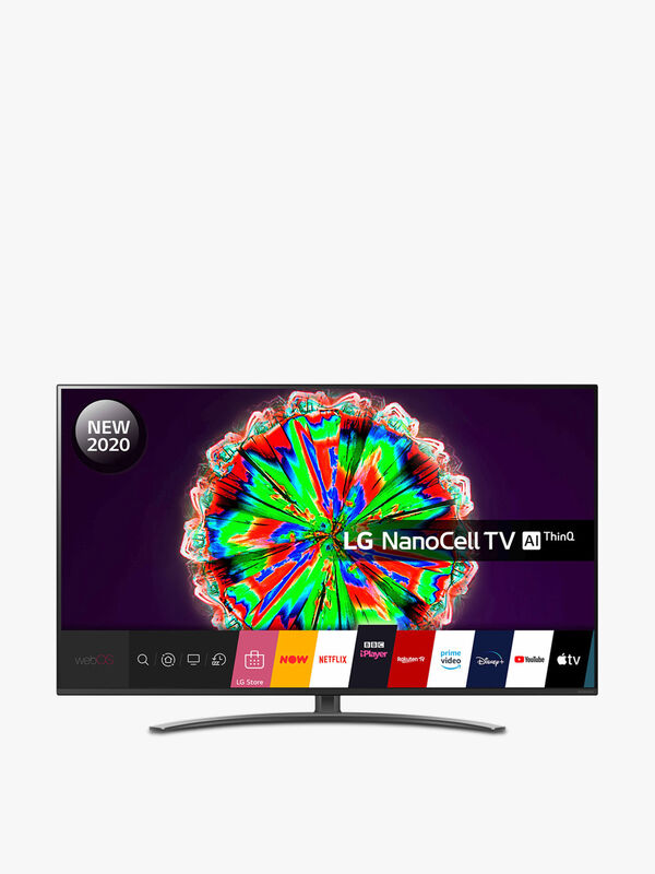 "55"" LED HDR Nano Cell 4k Ultra HD Smart TV 2020 55NANO866NA-AEK"