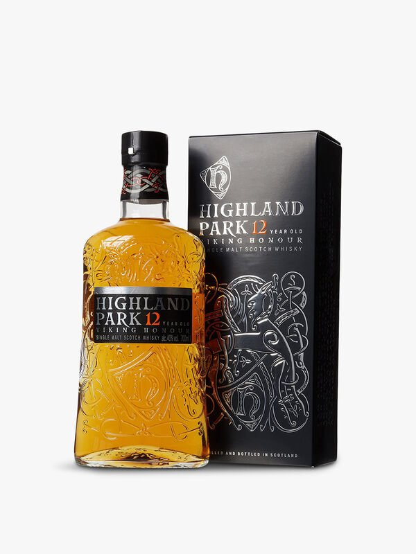 Highland Park 12yr Single Malt Whisky 70cl