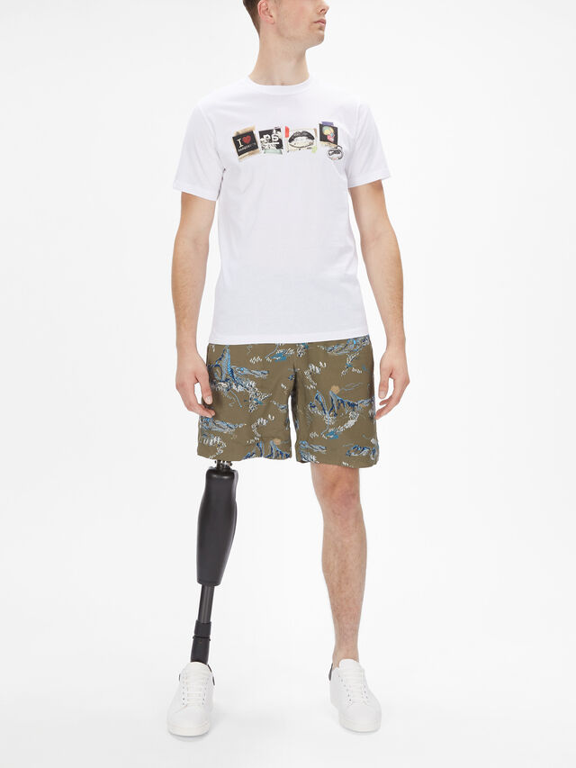 Sasquatch Photo T-Shirt