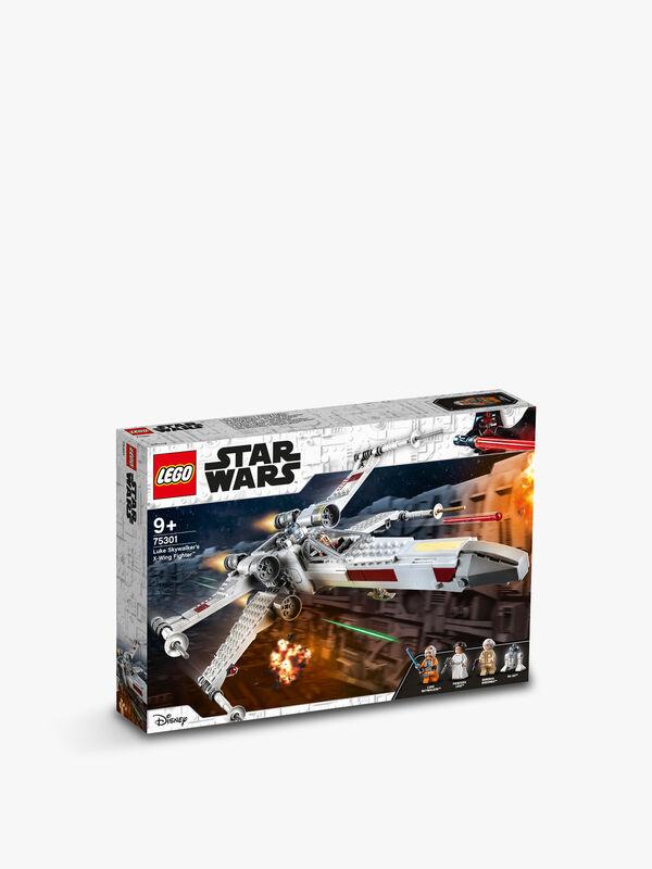 Luke Skywalker's X-Wing Fighter