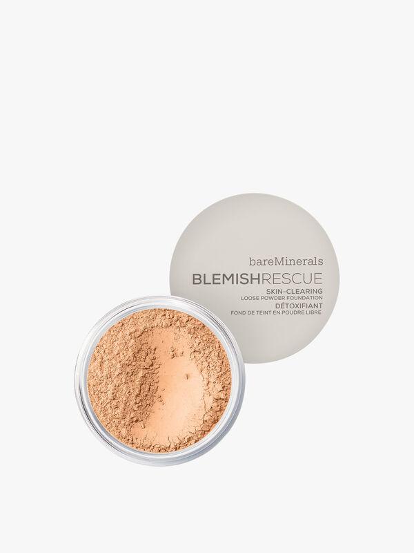 BlemishRescue™ Skin-Clearing Loose Powder Foundation