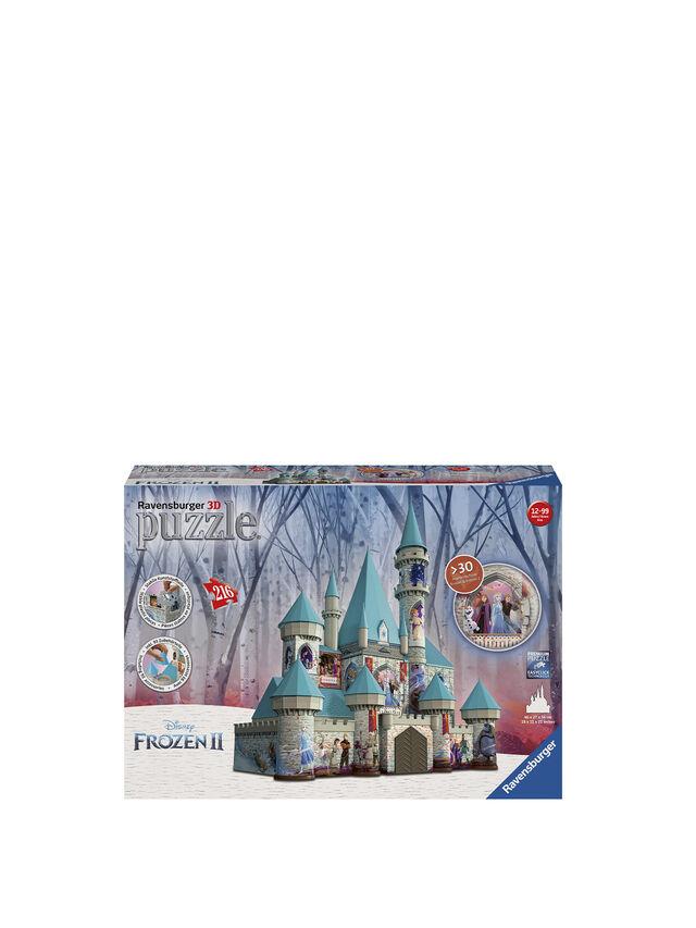 Frozen 2 Disney Castle 3D Jigsaw Puzzle