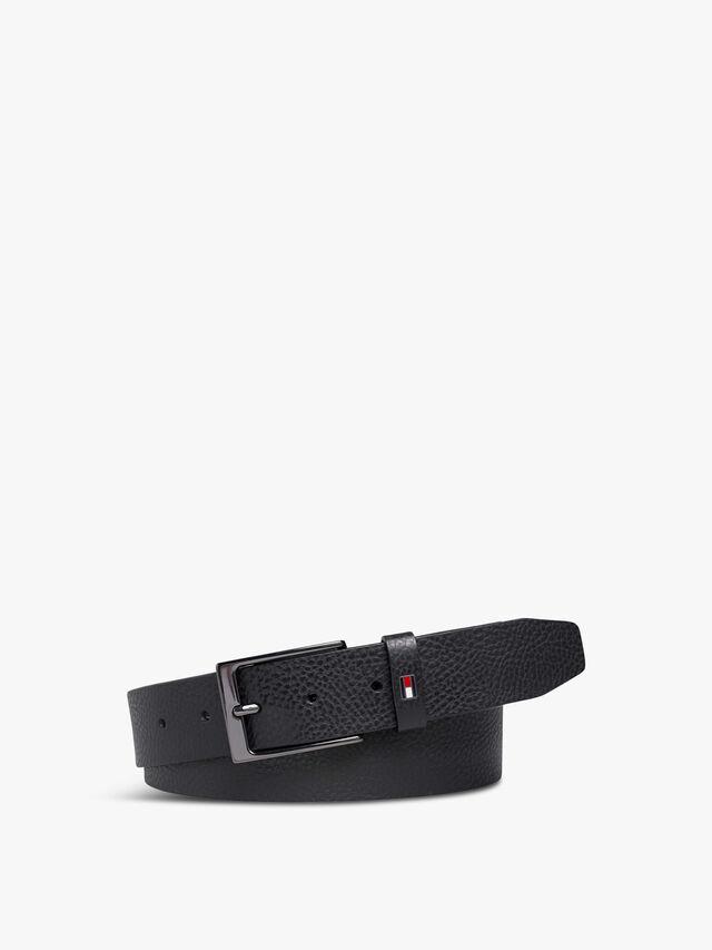 Layton Pebble Leather Belt