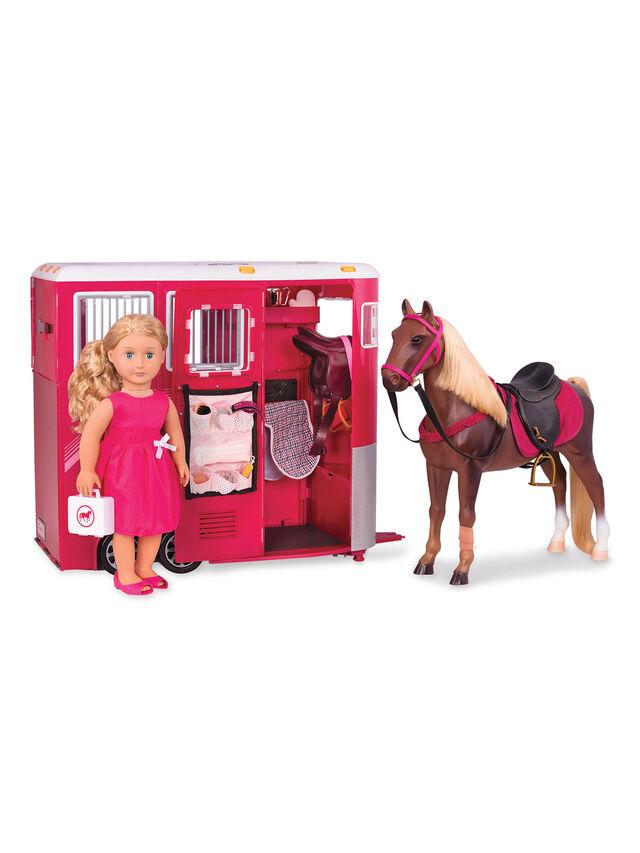 Mane Attraction Horse Trailer
