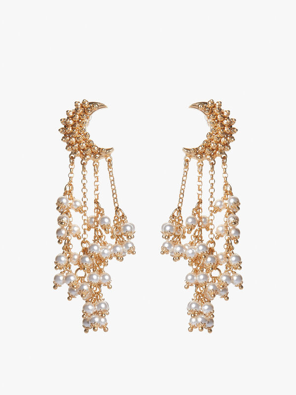 Celestial Lunissima Earrings