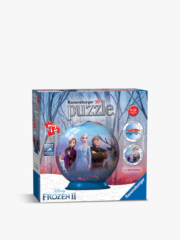 Frozen 2 3D Puzzle 72pc