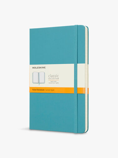 Large Classic Notebook  Hard Cover