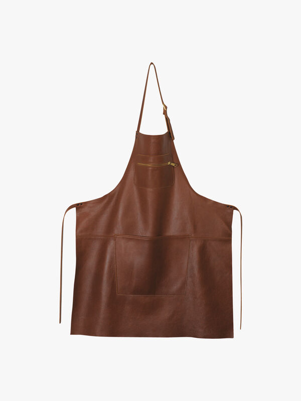 Apron with Zip