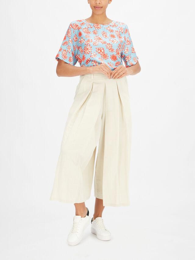Cinzana Culotte Trousers