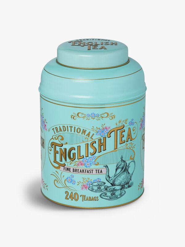 Vintage Victorian 240 English Breakfast Tea Bags