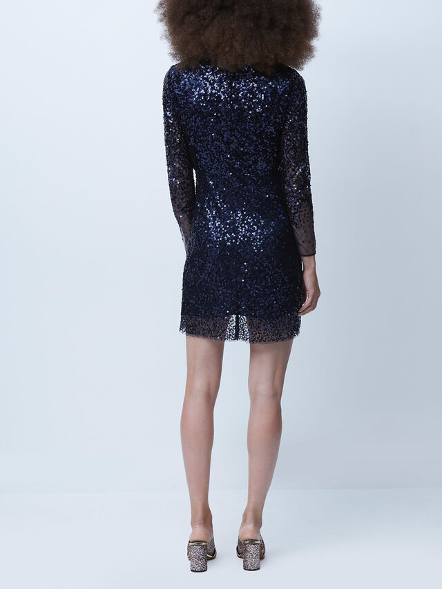 Emille Sparkle Short Dress