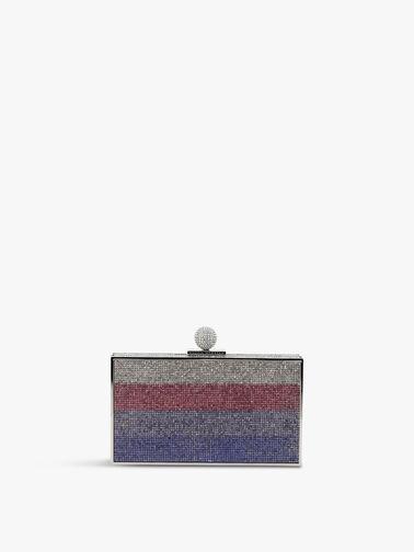 Clara Crystal Box Bag
