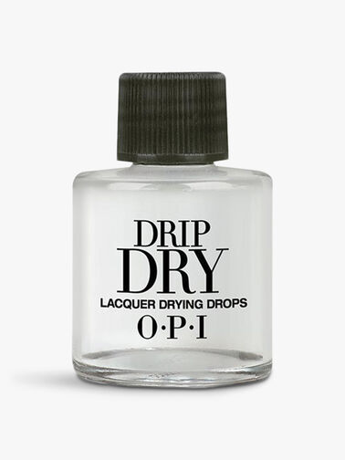 Drip Dry Lacquer Drying Drops