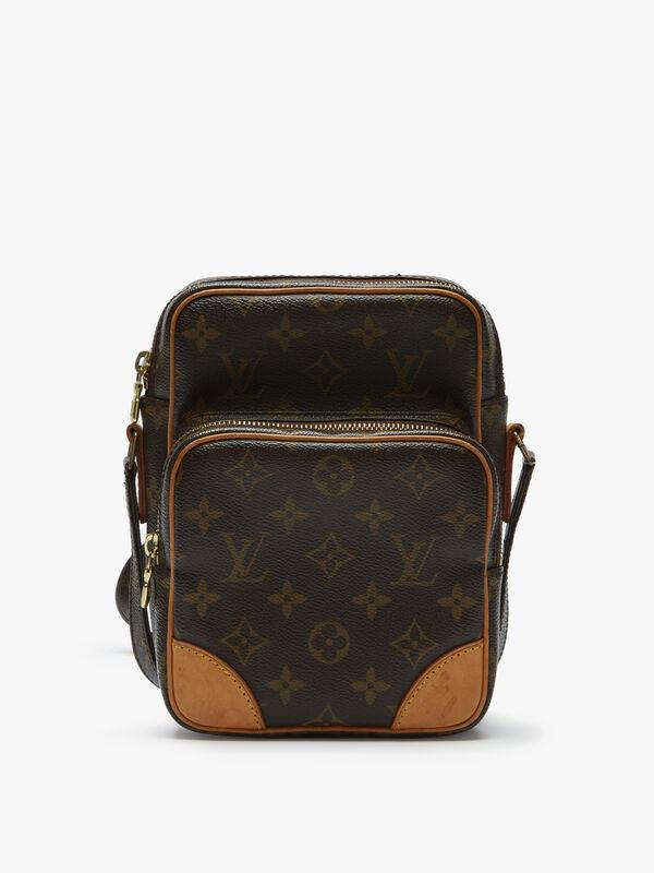 Louis Vuitton Monogram Amazone Crossbody