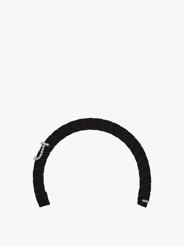 Monogrammed Pearl Headband