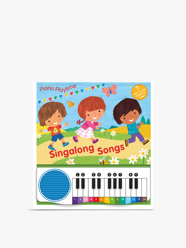Piano Playtime Sing Along Songs