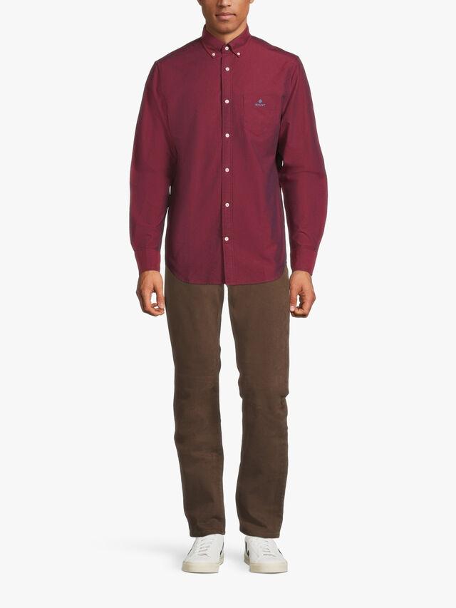 Beefy Oxford Button Down Shirt
