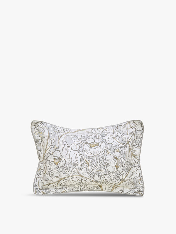 Pure Bachelors Button Oxford Pillowcase