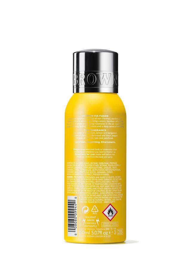 Molton Brown Bushukan Deodorant Spray | Deodorants & Antiperspirants