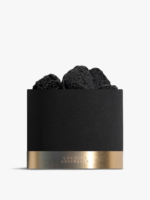 Tonka Bean and Lime Lava Rock Diffuser