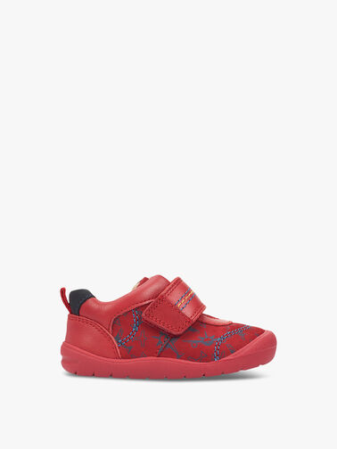 Fly-Red-Nubuck-aeroplane-First-Shoes-0783-1