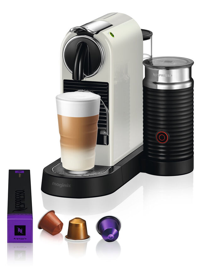 Magimix Nespresso CitiZ & Milk Coffee Machine