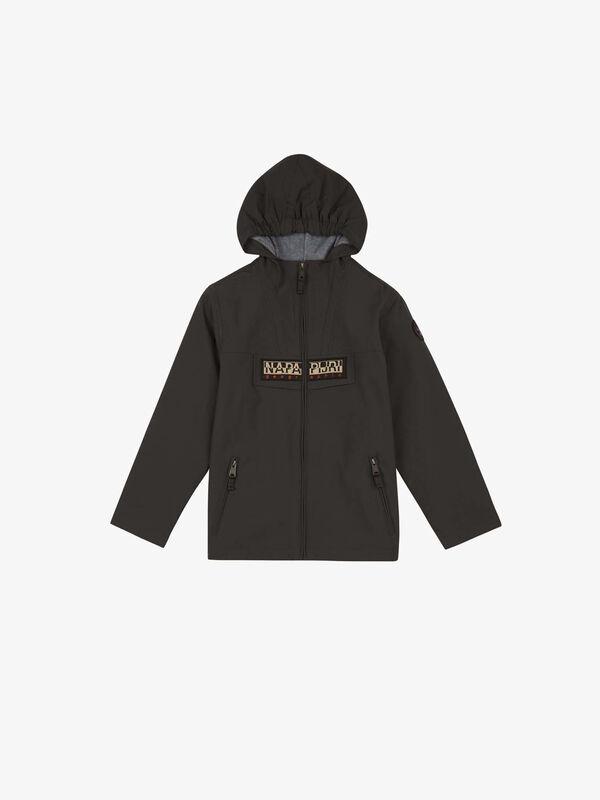Rainforest Winter Open Jacket