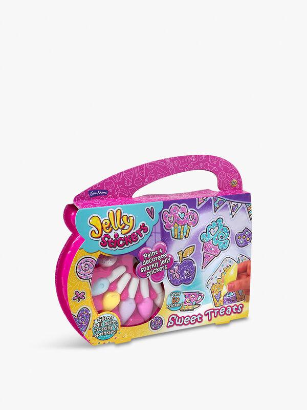Sweet Treats Jelly Stickers