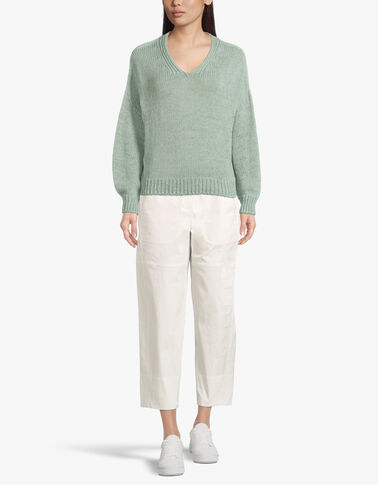 Button-Front-Cropped-Cotton-Tapered-Trouser-w-Patch-Pockets-Cina