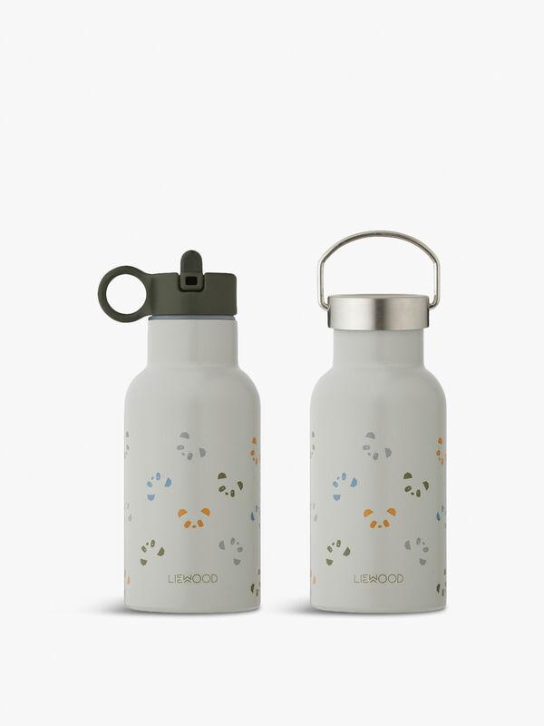 Anker Water Bottle Panda Dove Blue