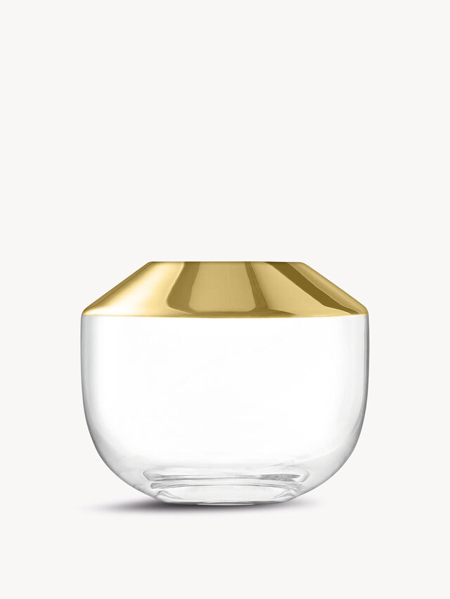 Space Vase Gold