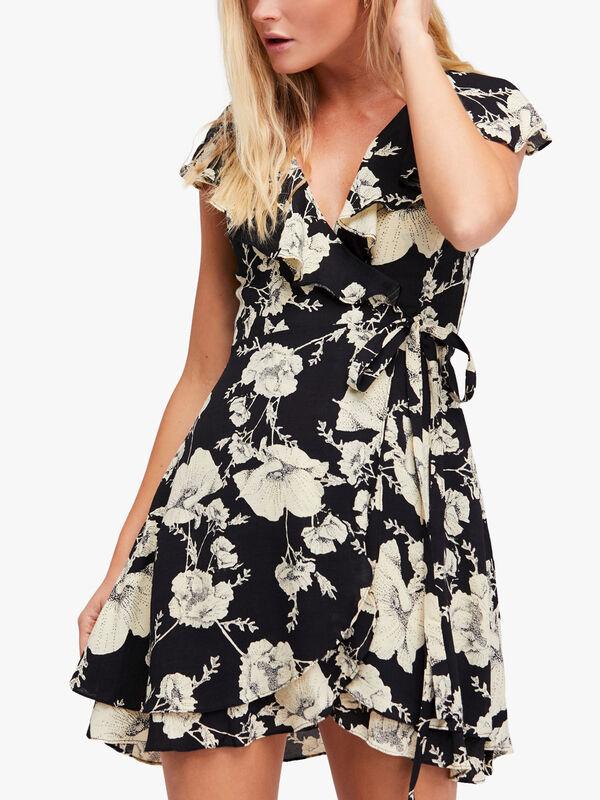 French Quarter Mini Dress