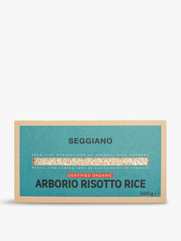 Organic Arborio Risotto Rice 500g