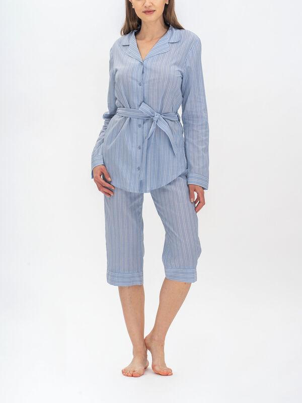 Dariah Cotton PJ Set
