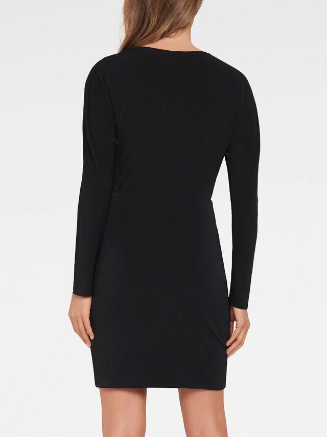 Cara Draped Mini Dress